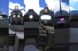 Mobile Suit Gundam Battle Operation 2 suits to pilot