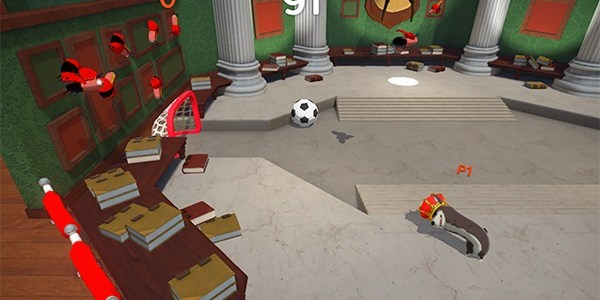 Sausage Sports Club gameplay
