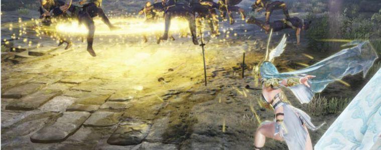 Warriors Orochi 4 Athena