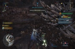 Monster Hunter World Capturing Monsters
