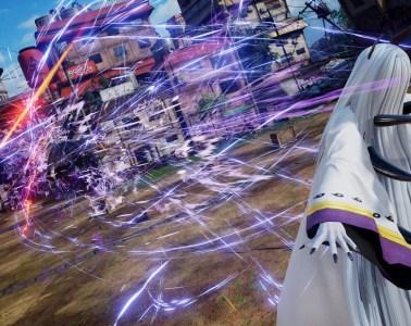 Jump Force Kaguya