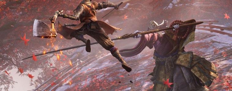 Sekiro: Shadows Die Twice fight