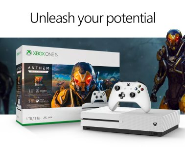 Anthem Xbox One S bundle