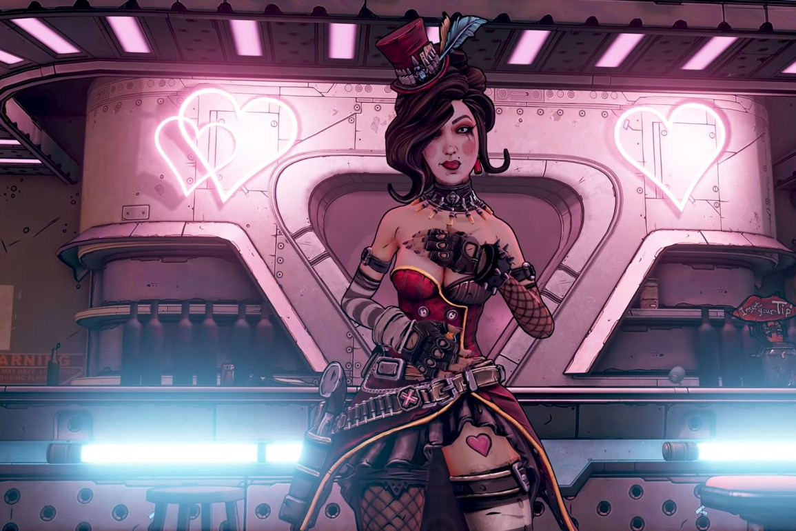 Borderlands 3 New Dlc Moxxi S Heist Of The Handsome Jackpot