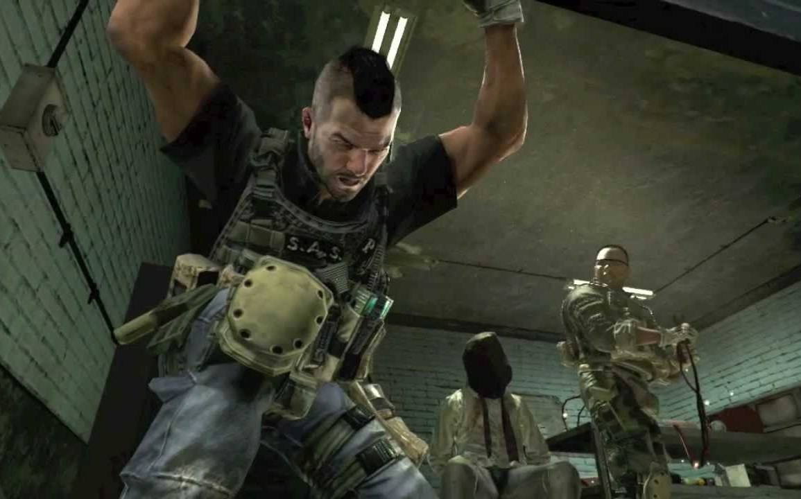 Call Of Duty Modern Warfare 2 Campaign Remastered Appears Rated