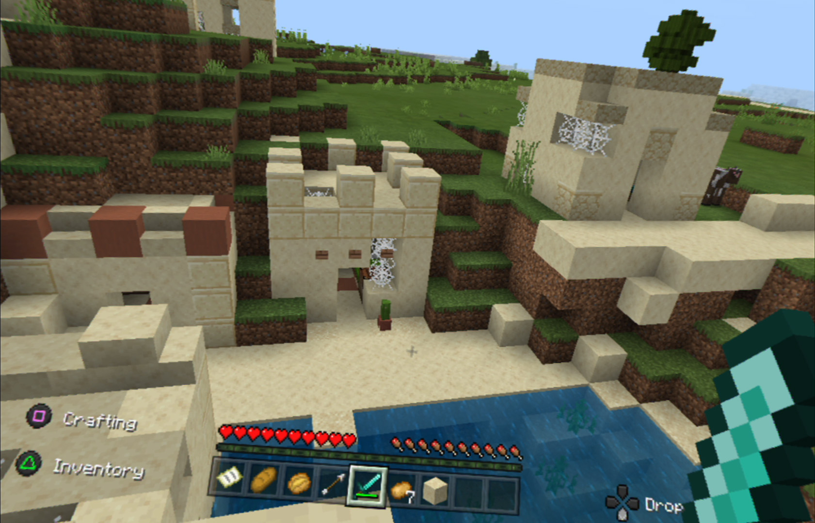 Minecraft is Coming to PlayStation VR This Month