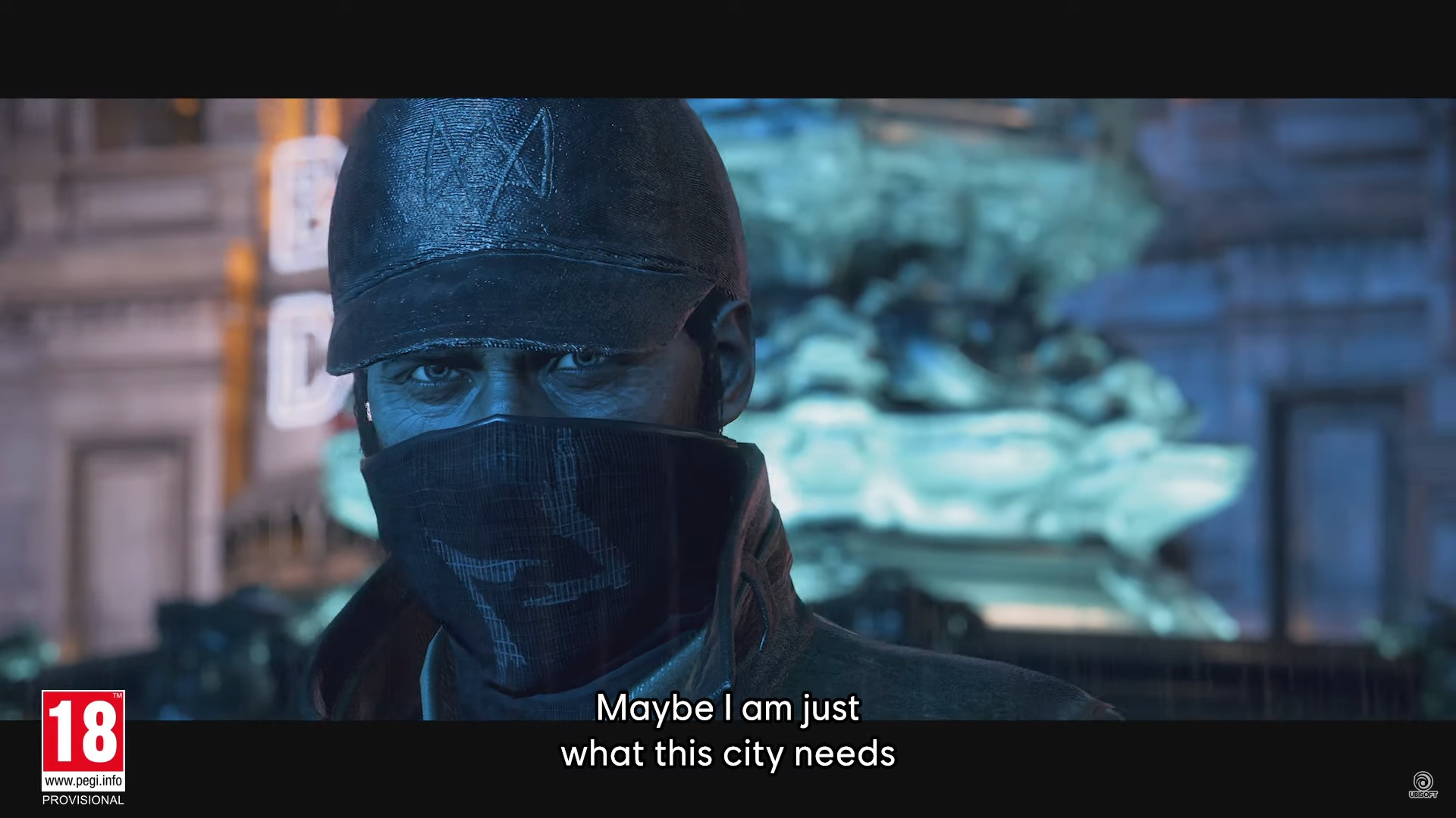 Watch Dogs Legion Dlc Character Aiden Pearce Fully Customizable Character Sirus Gaming