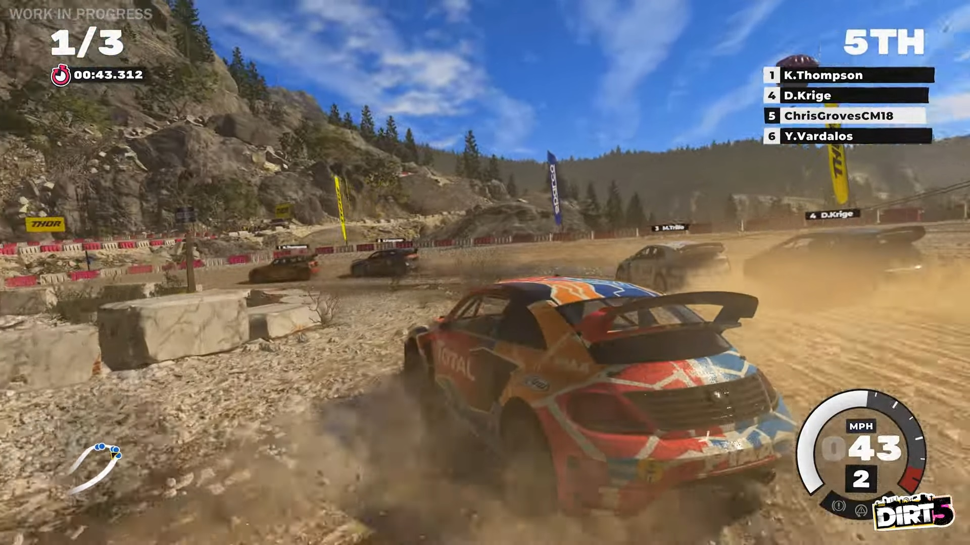 Codemasters releases DIRT 5 for PlayStation® and Xbox One