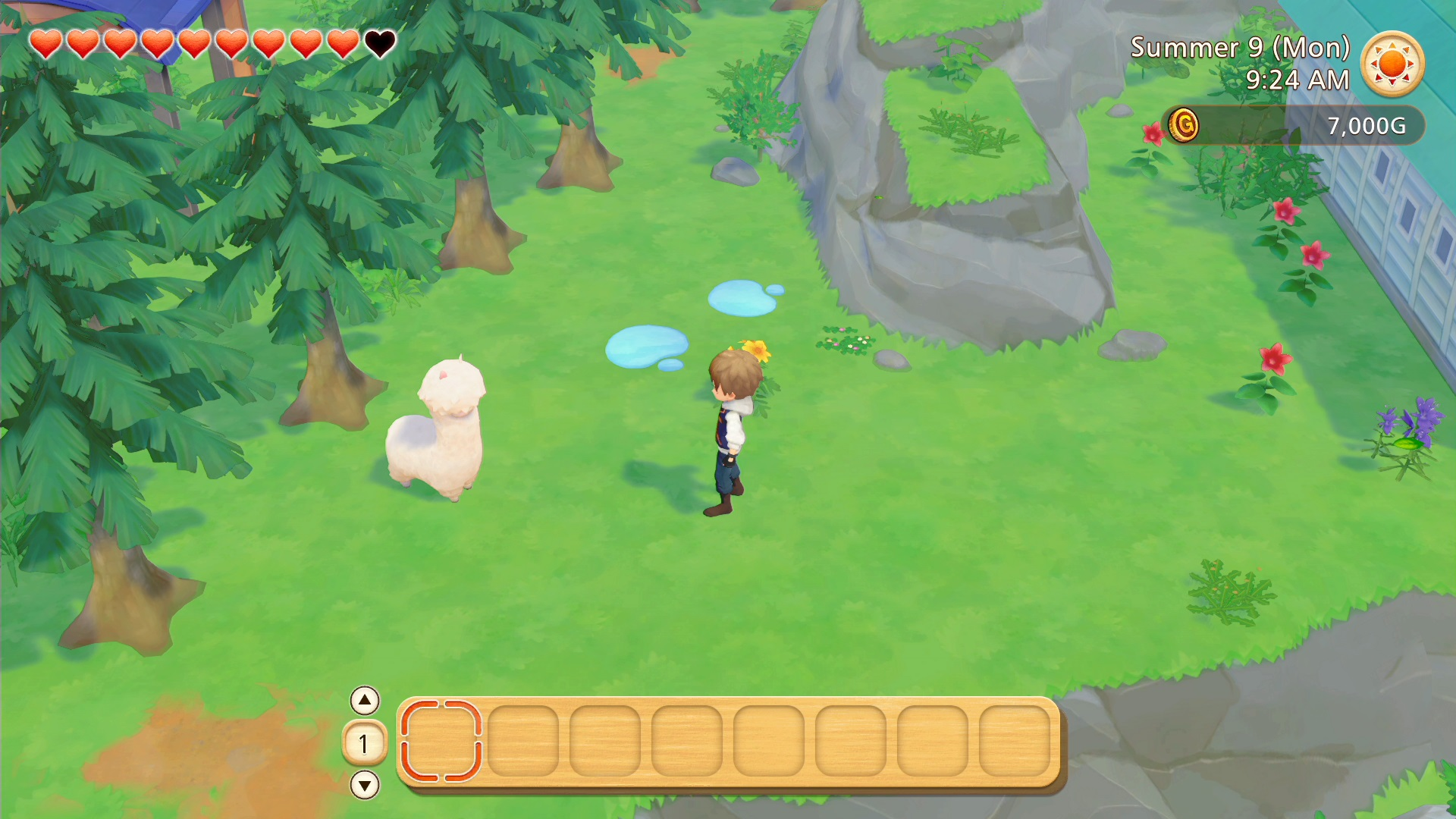 Story of Seasons: Pioneers of Olive Town Game Announced for Switch