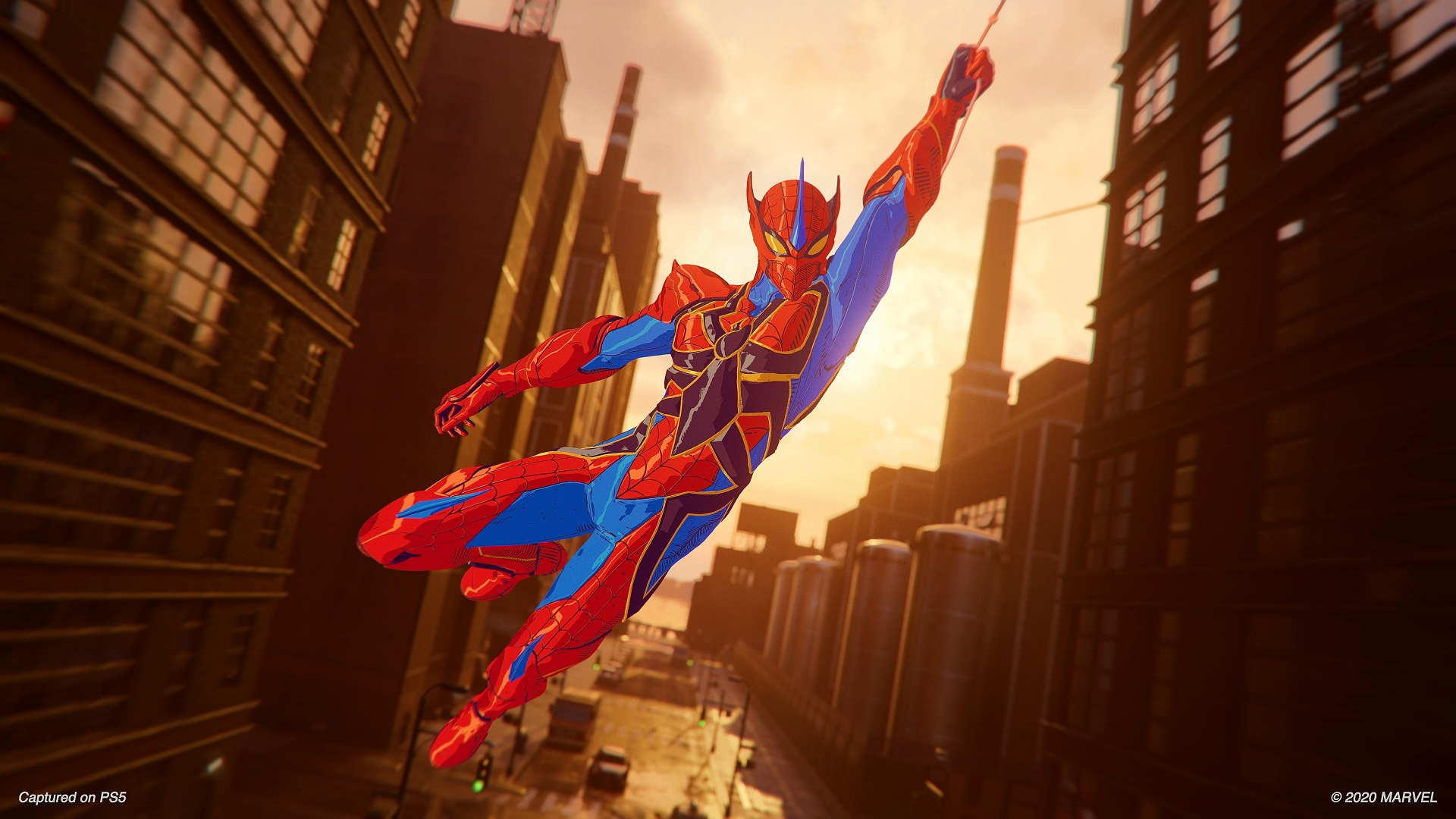 Marvel's Spider-Man Remastered Two New Suits Revealed