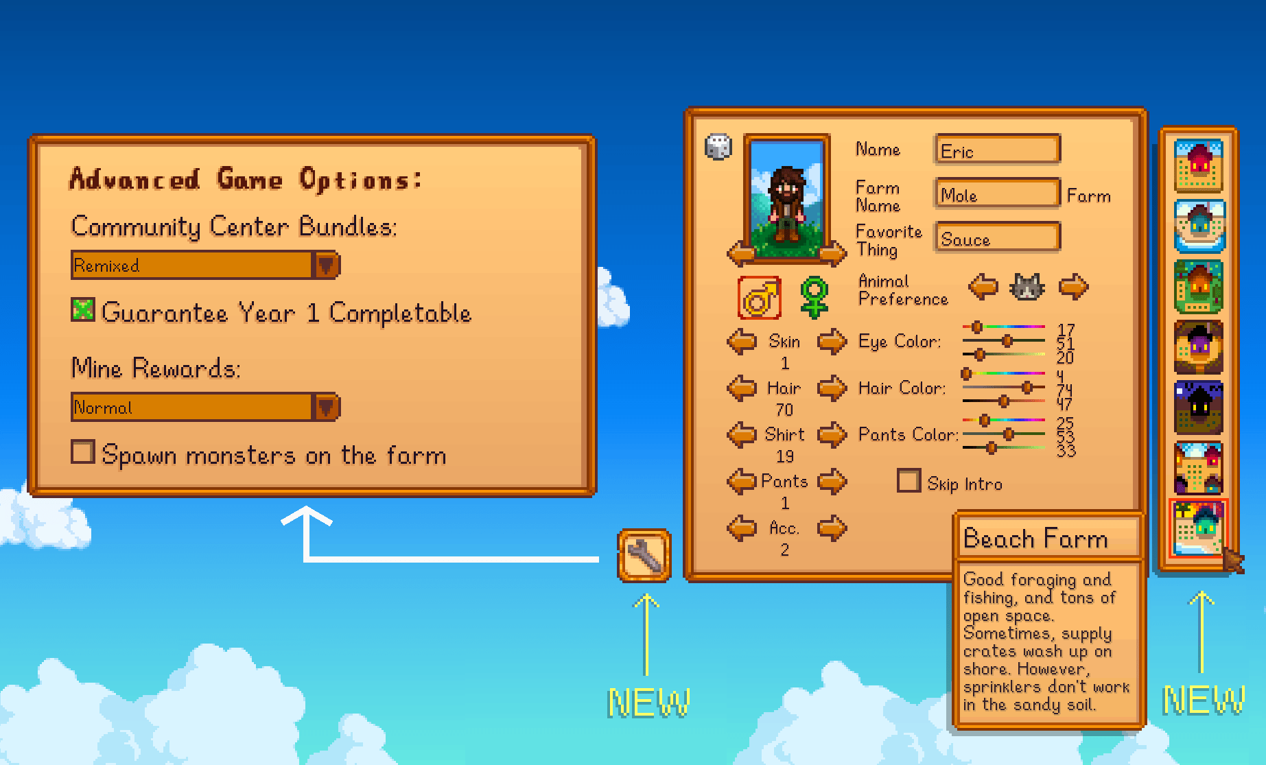 Stardew Valley Update 1.5 to release for consoles in early 2021