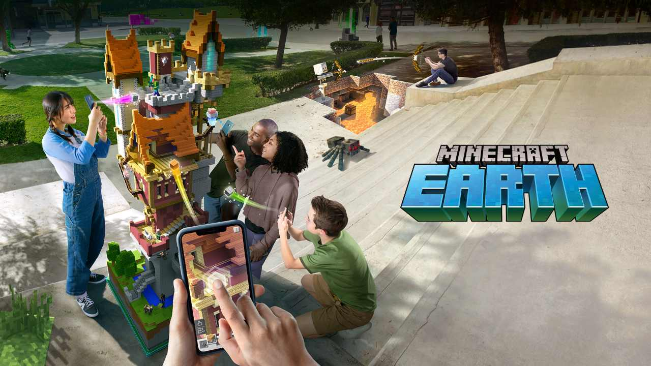 Mojang Will Delete Minecraft Earth This Summer