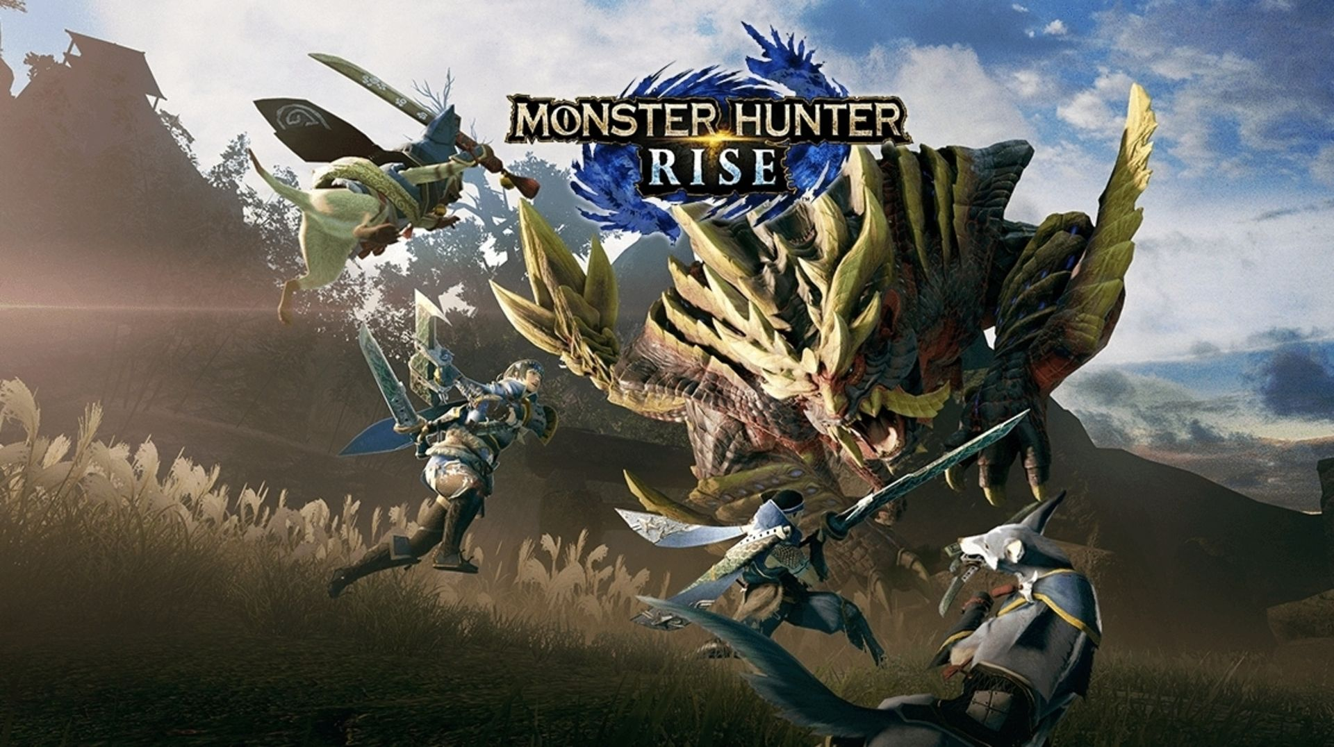 Limited Time Demo of Monster Hunter Rise Launches on Nintendo eShop