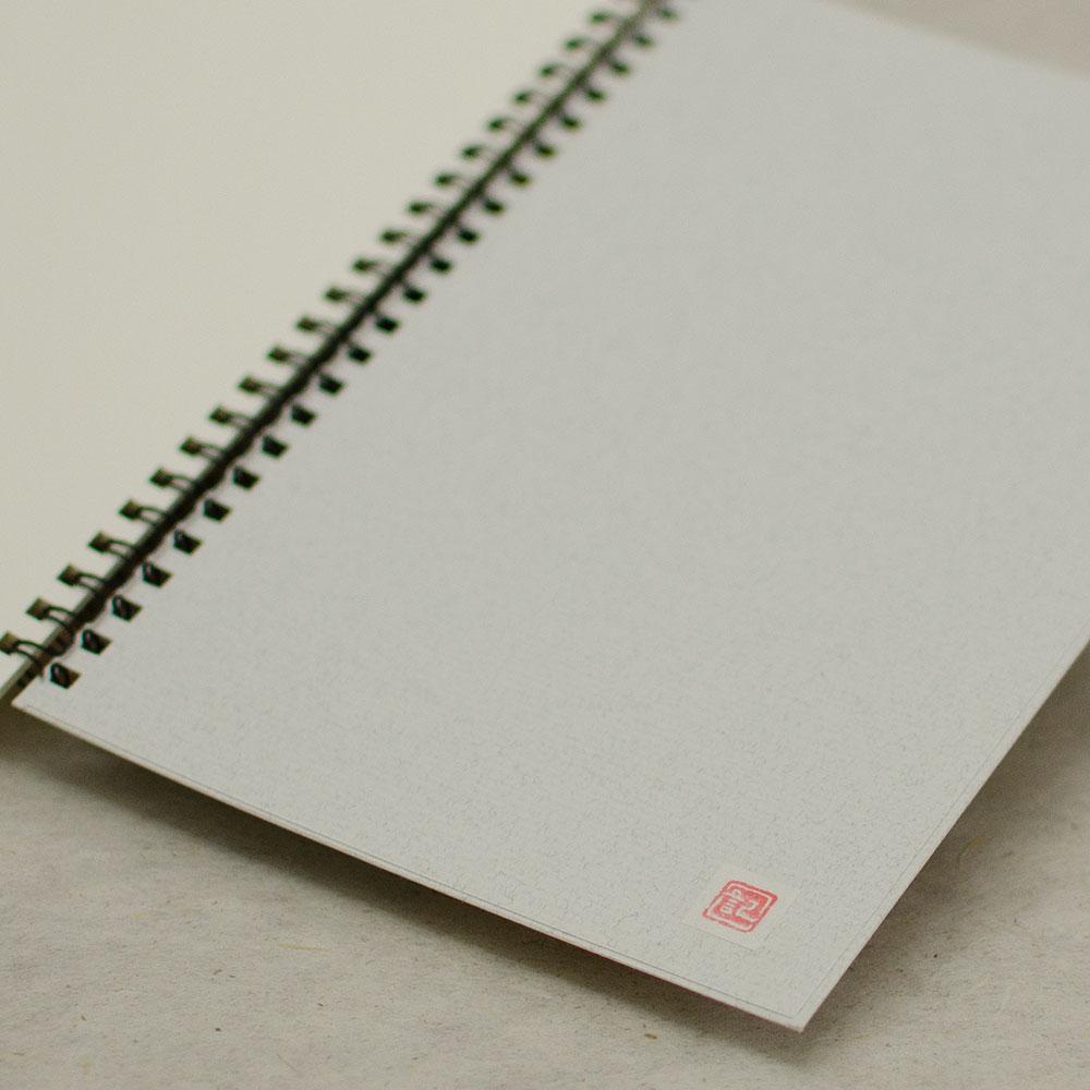 うさぎ(裏表紙/白銀)イメージ4