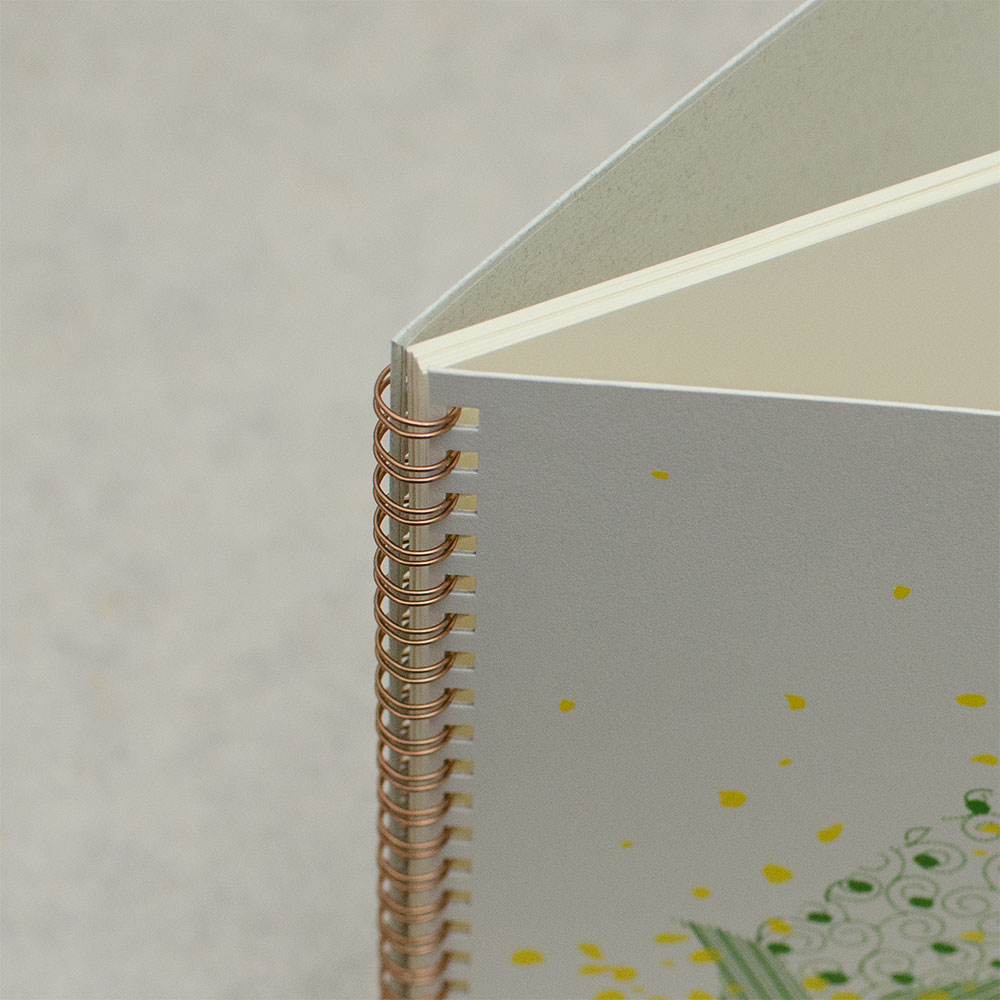 「popcorn」背表紙「白銀」イメージ2