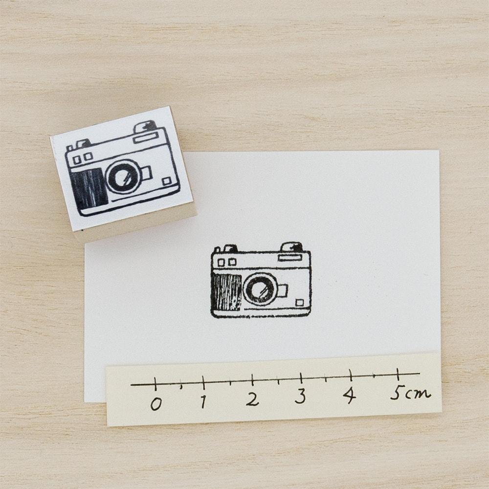 スタンプ<br>カメライメージ1