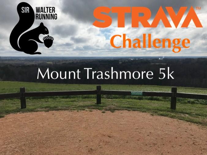 Strava Challenge #5 – Mount Trashmore 5k