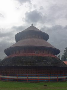 Temple in Kasaragod