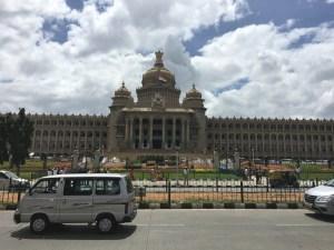 The Vidhana Soudha