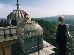 Happier Times Atop Kumbhalgarh Fort