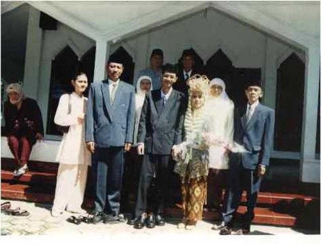 dari masjid
