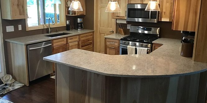Granite Stone Countertop Fabrication