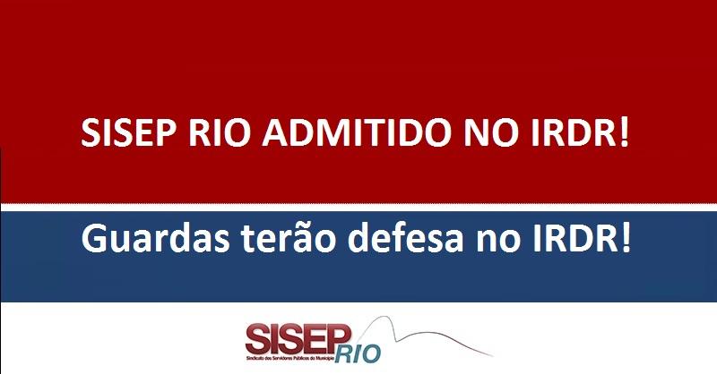 sisep-rio-admitido-irdr