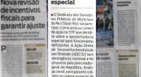 Jornal O Dia (05/07/17) SISEP RIO defendendo os interesses dos servidores públicos! Os advogados Frederico Sanches e Vanessa Palomanes podem sustentar da tribuna do STF.