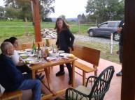 """comida """"hermandad"""" -terraza"""