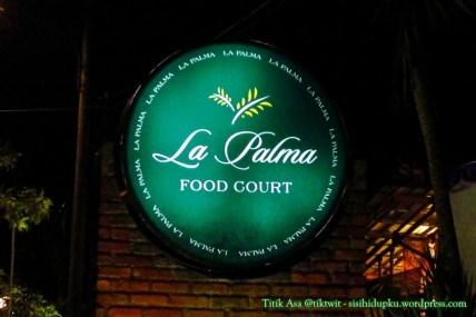 La Palma Foodcourt.