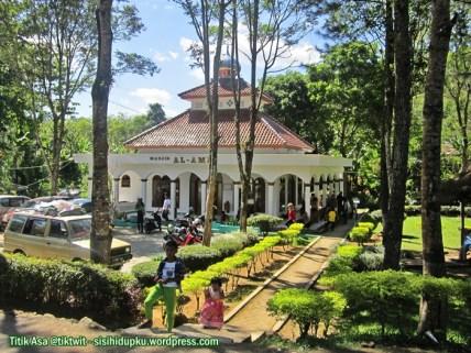 Masjid Al Amin, Lengkong.