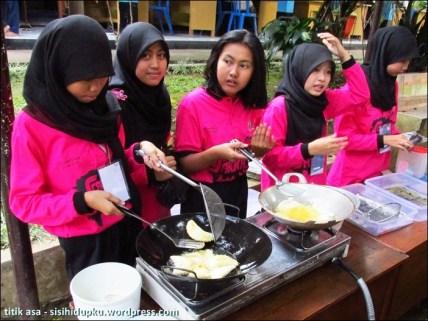 Bazar Masakan.