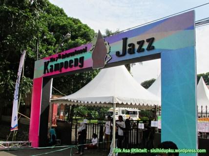 Gerbang Kampoeng Jazz 2015