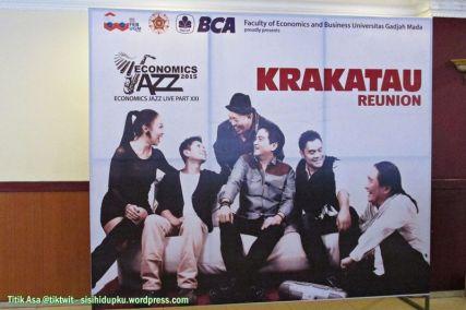 Poster Krakatau Reunion