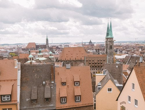 Titelbild für Tagestour durchs mittelalterliche Nürnberg