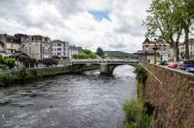 Dordogne River - Bort-les-Orgues