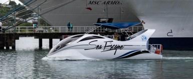 Antigua - Sea Escape (a Looker 350)