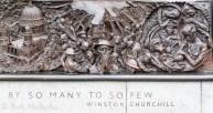 Battle of Britain Memorial - London