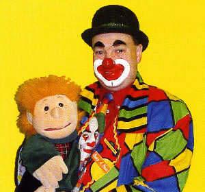 DJ the Clown