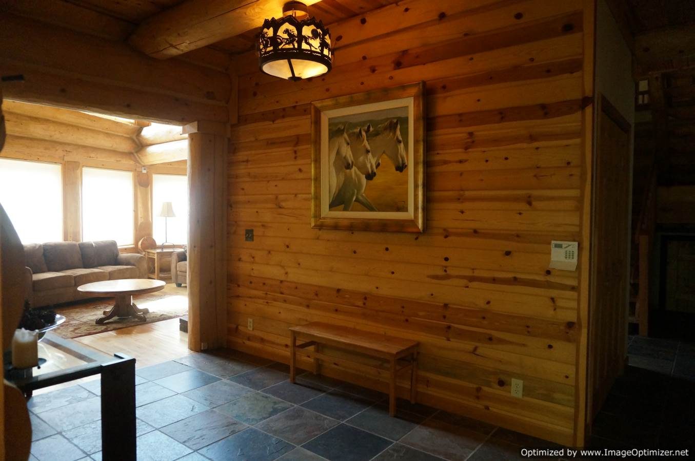 Creek Front Log Cabins For Sale | Etna, Northern California 96027