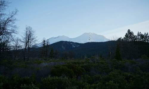 Mount Shasta Acreage for sale - 2.5 acre lot Rockfellow Estates II
