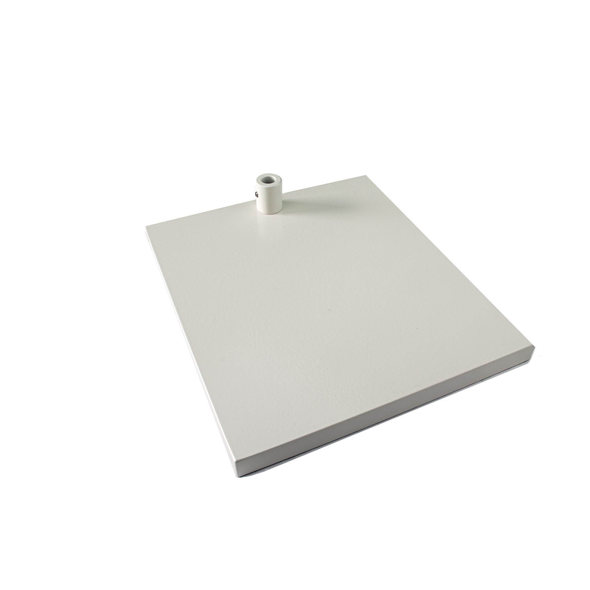 Tischfuß 10,5 kg für Gelenkleuchten SIS-Licht