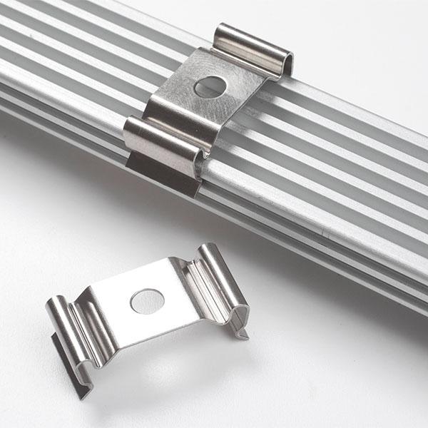LED-Lichtleiste SIS-Licht PRO-LED Detail Befestigungs-Clip