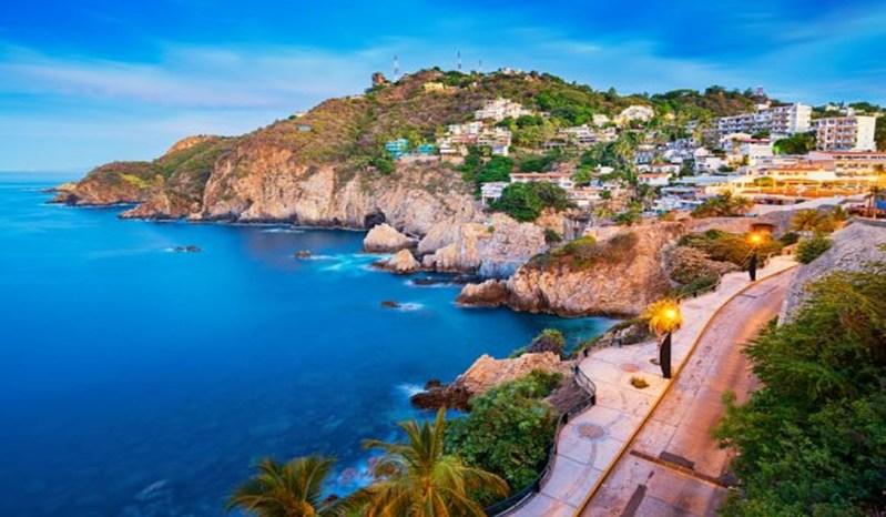 Deportes extremos en Acapulco