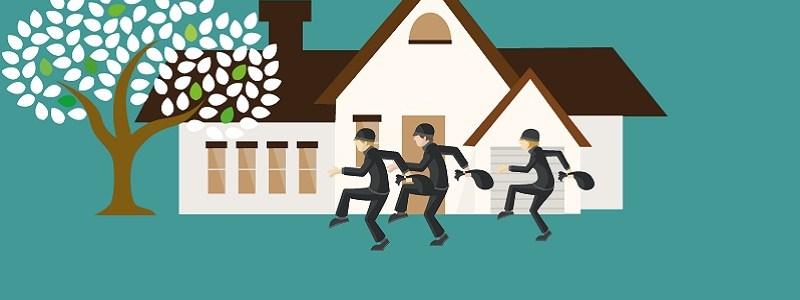 Protege tu casa de un asalto