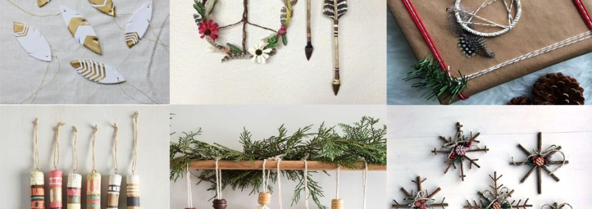 Esta Navidad decora tu casa al estilo chic