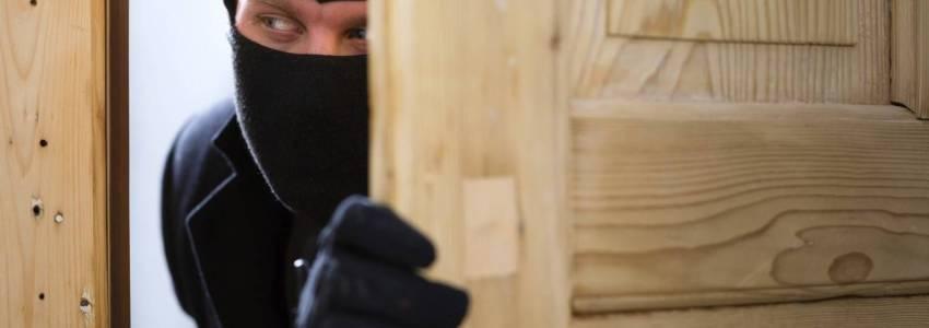 ¿Cómo proteger mi casa de robos?