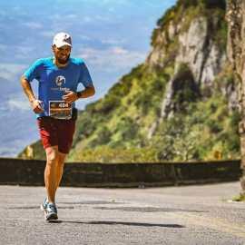Jogo rápido com Mayco Geretti e sua maratona sub4h