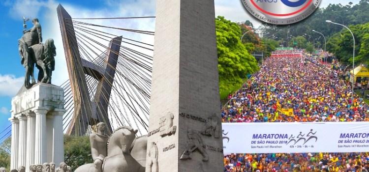 Maratona Internacional de São Paulo 2019 será no dia 7 de abril
