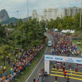 22ª Meia Maratona Internacional do Rio de Janeiro ajusta horários de largada